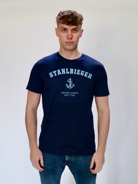 Premium T-Shirt Herren mit Rundhals