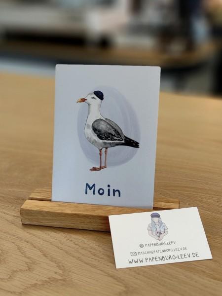 Postkarten Moin