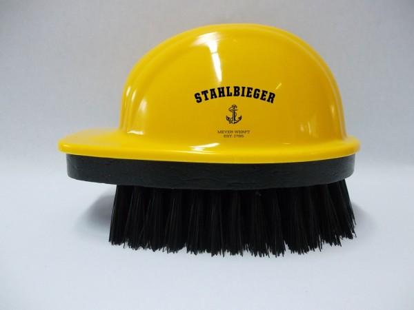 Helmbürste Stahlbieger