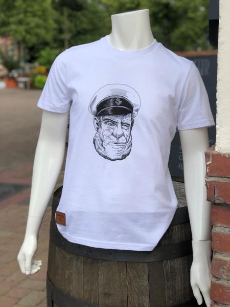 T-Shirt Käpt'n Korn, unisex