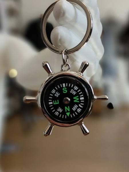 Meyer Werft Schlüsselanhänger Kompass