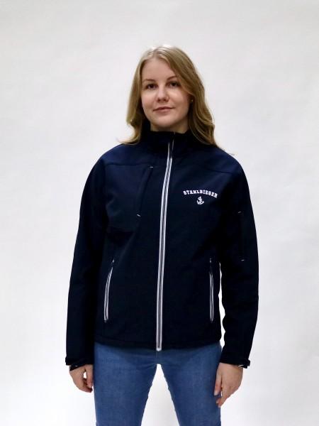 Premium Softshell Jacke Damen