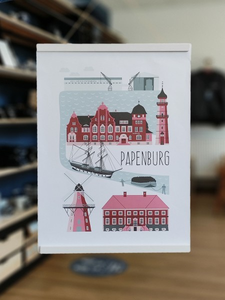 Poster Papenburg