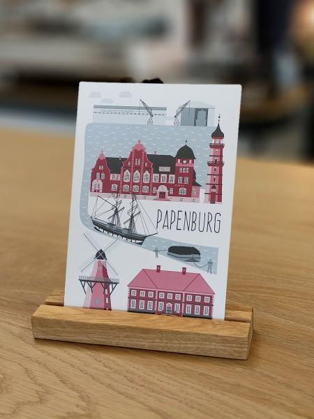 Postkarten Papenburg