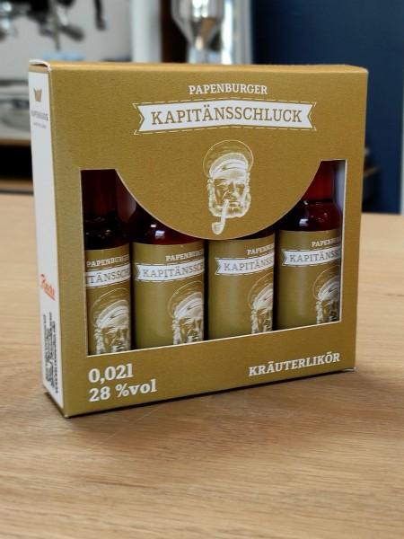 Kräuterlikör Kapitänsschluck