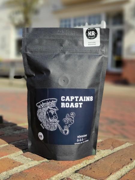 Kaffeebohnen Captains Roast