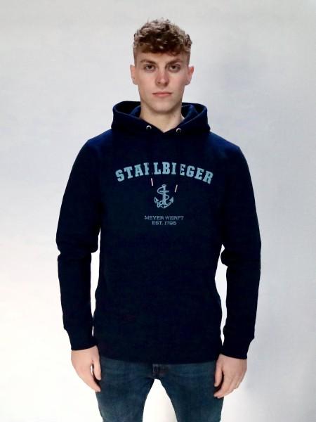 Hoodie Stahlbieger Premium, Unisex