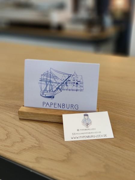 Postkarten Papenburg Schiff