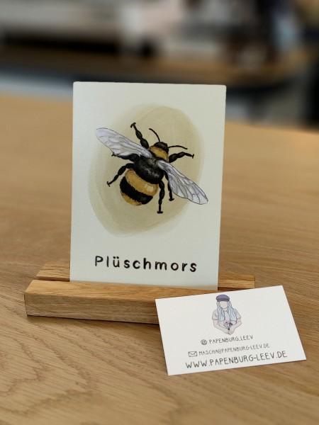 Postkarten Plüschmors
